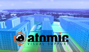 Animation For Atomic Visual Suport