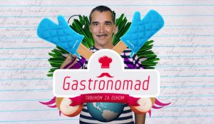 Gastronomad TV Intro Advance Production