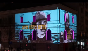 Projection Mapping Content/ Cinema Balkan Belgrade