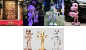 3D Printing Models and Animation Movie