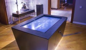 Interactive Touch Screen Interface
