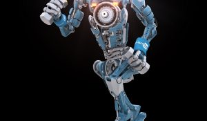 Robot Rendering For Animations And More