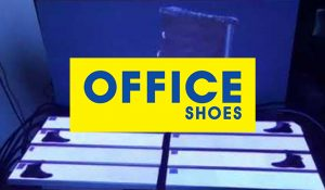 Office Shoes – Animation and 3D models for Smart Shelf Technology