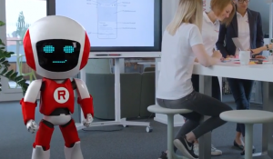 Animation for AAM Robot
